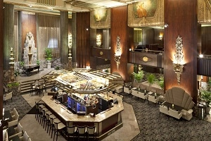 The Bar At Palm Court